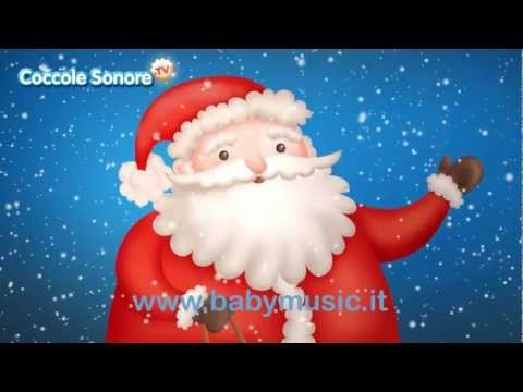 We wish you a Merry Christmas - Italian Songs for children by Coccole Sonore