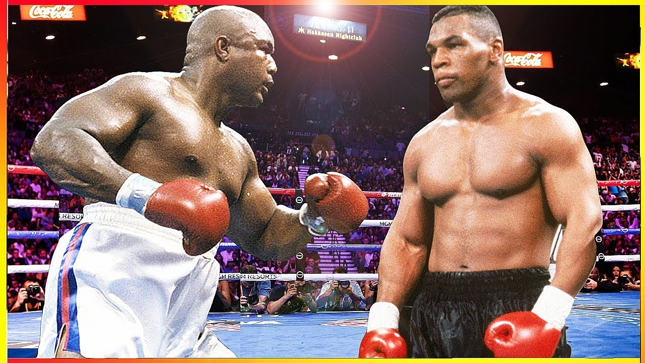 Download TOP 10 HEAVYWEIGHT BOXERS OF THE 1990'S