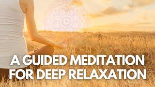 I AM Yoga Nidra - A Guided Meditation for Deep Relaxation