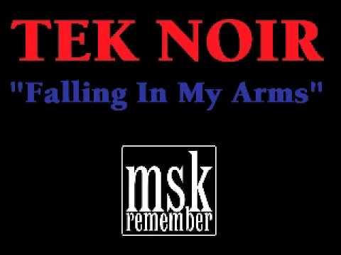 Tek Noir  Falling In My Arms 1993 Dance Xplosion