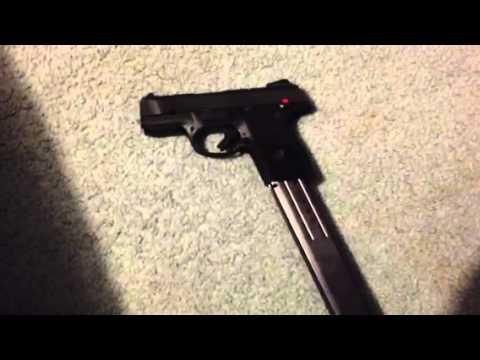 Ruger Sr9 30 Round Mag Youtube