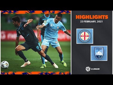 Highlights Melbourne City vs Sydney FC