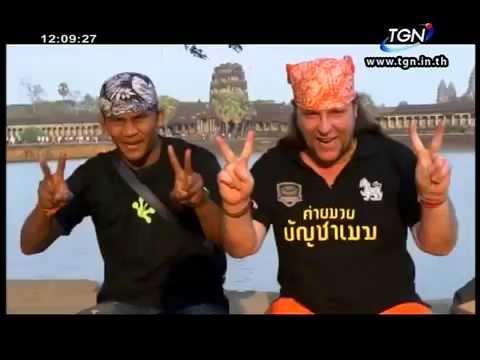Buakaw Training | Muay Thai Boxing | International HBO Boxing