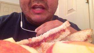 Asmr #133 Peanut Butter Jelly Time!
