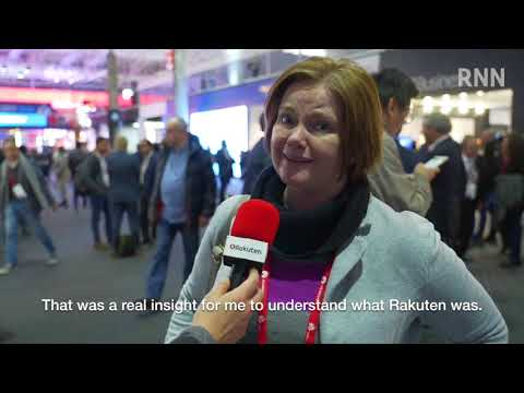 [RNN] Rakuten Grabs Attention in Barcelona During Largest Mobile Industry Event