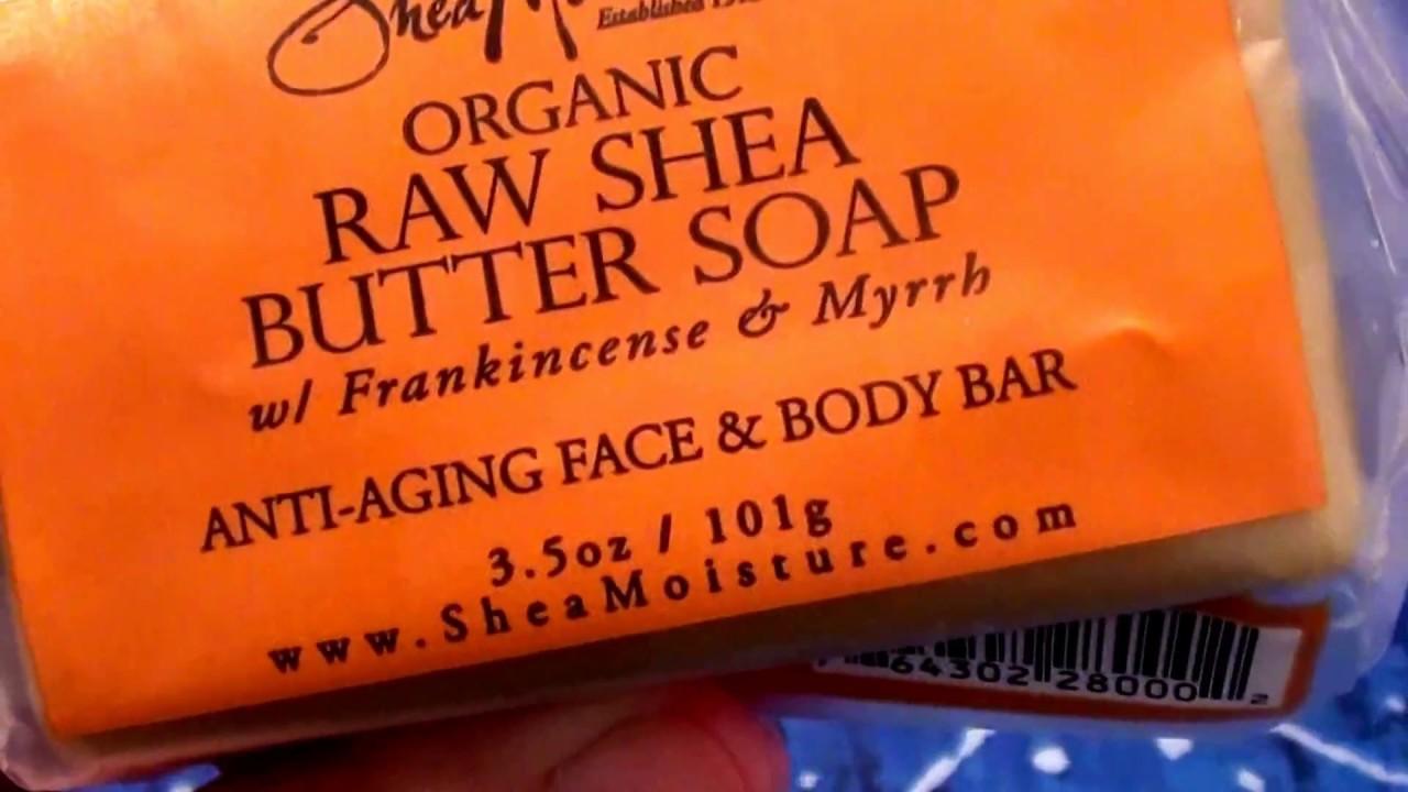 Raw Shea Butter Anti Aging Moisturizer by SheaMoisture #6