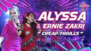 Download lagu Alyssa & Ernie Zakri bersamba sakan dengan Sia Cheap Thrills | Ceria Megastar Separuh Akhir