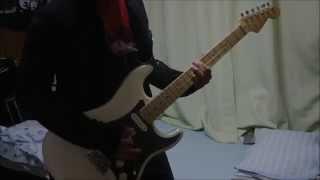 【ミオヤマザキ】メンヘラギターで弾いてみました【koshiro】