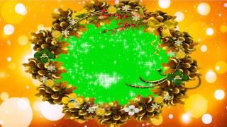 Wedding Background Video-Free Green Screen