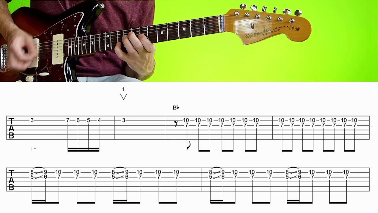 how to get surf guitar sound
