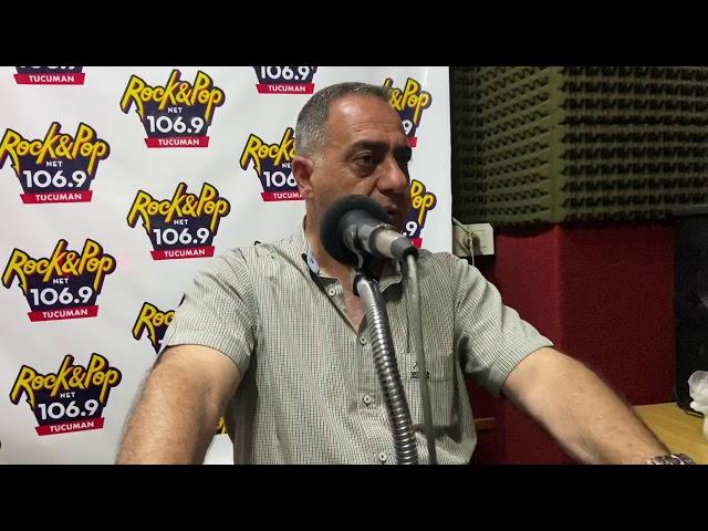 Ernesto Nagle - Concejal Peronista