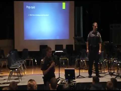 CPD Bullying presentation