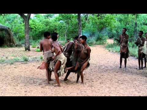 Bushmen Dance, Namibia