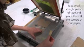 How To Register A Series Of Multi Layered Screen Prints