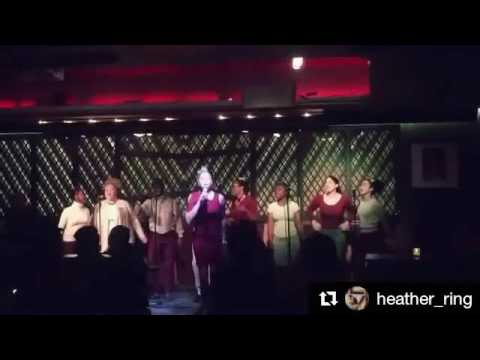 Ginnys Supper Club Gospel Brunch Vy Higgensens gospel choir of Harlem