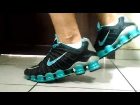 e7560a0f9d8ad Tênis Nike Shox TLX 12 Molas Vermelho | FunnyDog.TV