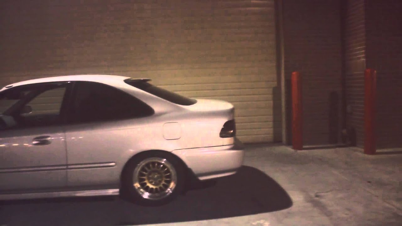Honda civic ek coupe jdm