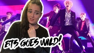 BTS on America's Got Talent [REACTION VIDEO]