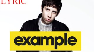 Watch Example Take Me As I Am video