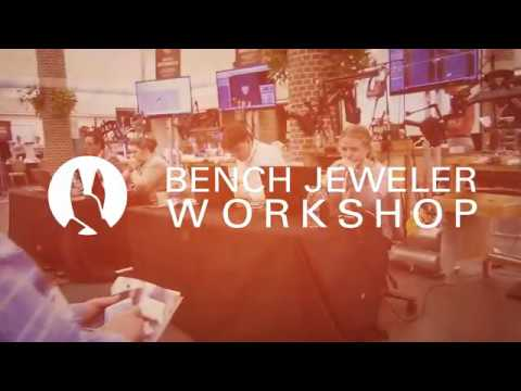 Attend Stuller's 2018 Bench Jeweler Workshop!