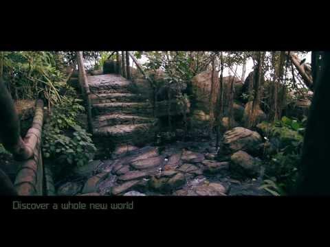 Randers Regnskov 2013 HD Rain forest