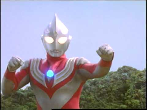 Ultraman Tiga Episode 4 Part2/2 (Chinese)