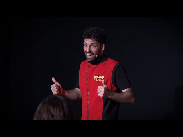 Improvisar no es para improvisados | Diego Sanchez | TEDxSanIsidro