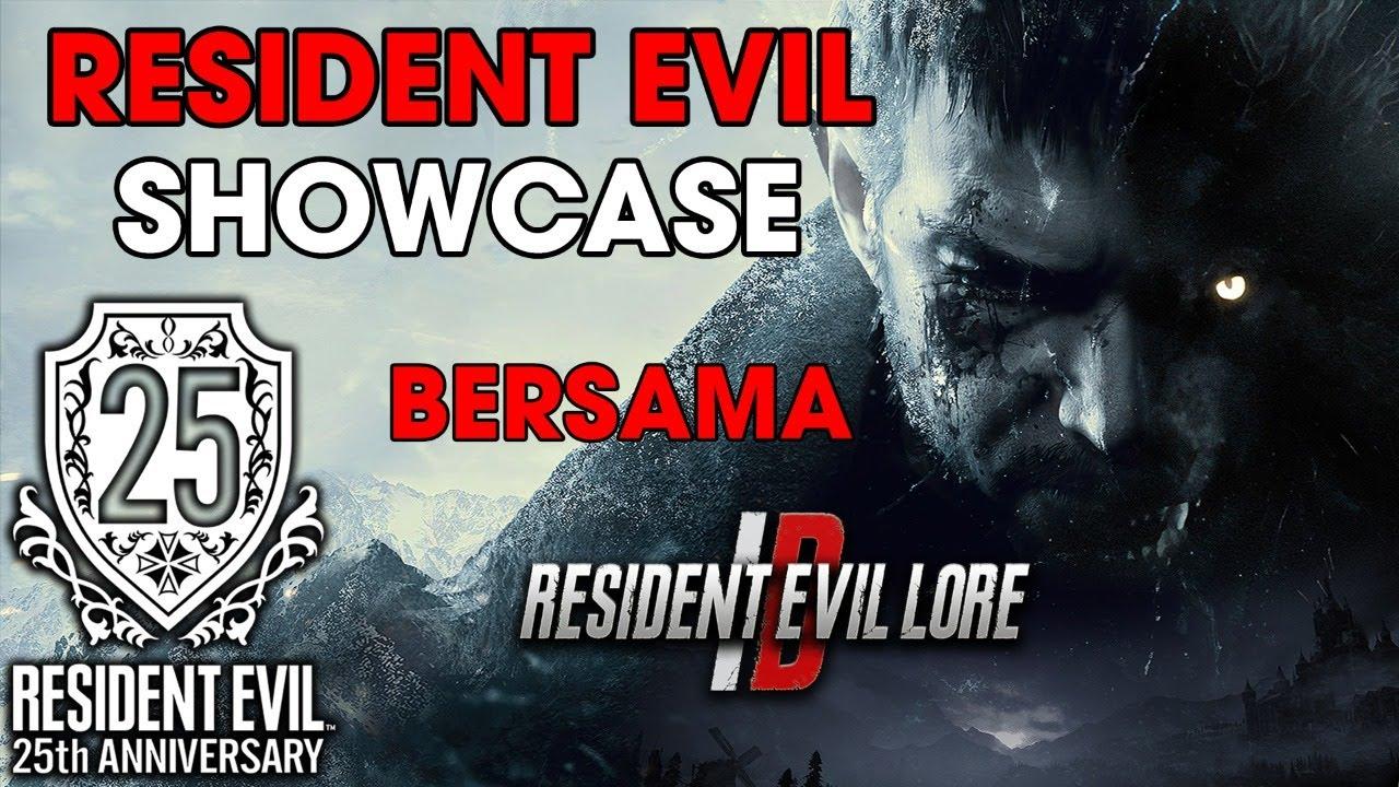 Resident Evil Showcase Bersama RESILOREID!