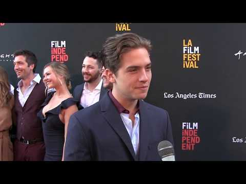 Dylan Sprouse Interview at the LA Film Festival Premiere for 'Banana Split'
