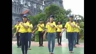 1  ĐẸP THAY NHỮNG BƯỚC CHÂN   cử điệu mẫu)   ĐHGT Giáo Tỉnh HN XI, GPTB 2013