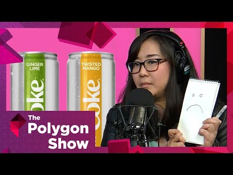 New Diet Coke and Kingdom Hearts 3 — THE POLYGON SHOW, Episode 37