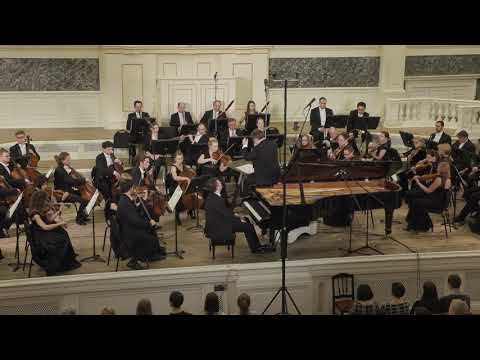 Yury Favorin (piano) 2020-03-04