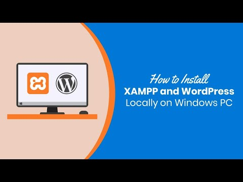 WordPress Installation: How To Install WordPress on Your Computer/Localhost & build website for free