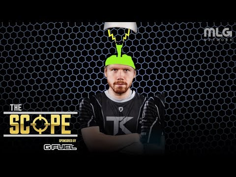 Is Enable an Alien?   This is The Scope Powered by G FUEL.