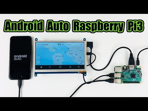 Android Auto on Raspberry Pi: OpenAuto - The MagPi
