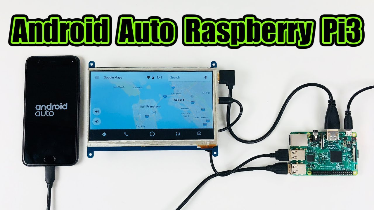 Android Auto on Raspberry Pi: OpenAuto - The MagPi MagazineThe MagPi
