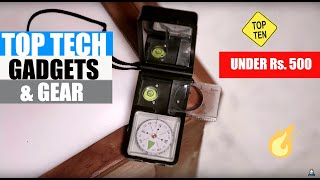 Top Tech - Top 10 Tech Under Rs. 500 Gadgets and Gear - iGyaan