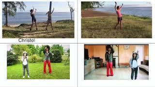 Vidéo de l'Atelier Danse de Seb et Sandra à Mâcon : Défi N°3