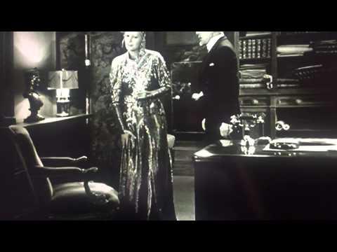 """Garbo in """"Mata Hari"""" (1931)"""