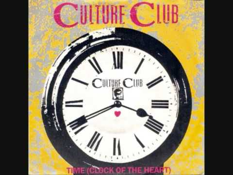 Boy George - Time (Clock of the heart)