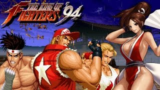Uncensored Mode For PS4's ACA NeoGeo: The King of Fighters '94