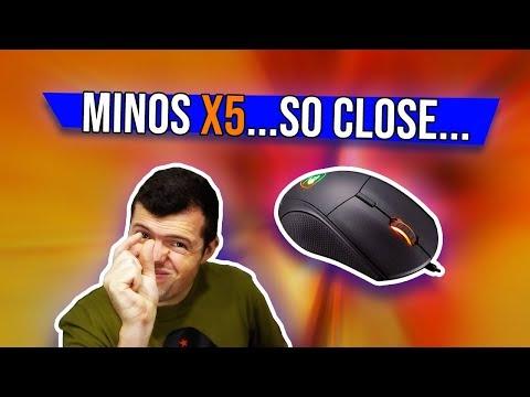 Cougar Minos X5 - It Came So Close