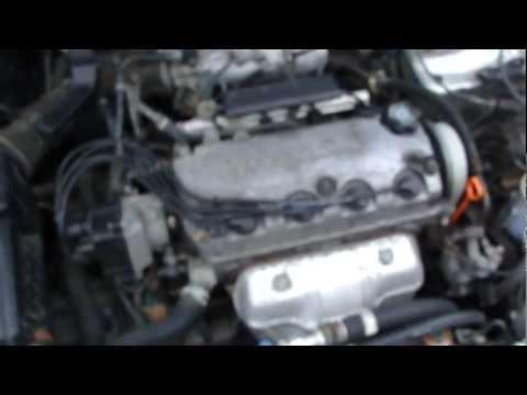 2000 Civic EX - 135,000 Original Miles - Making ticking or light knocking noise