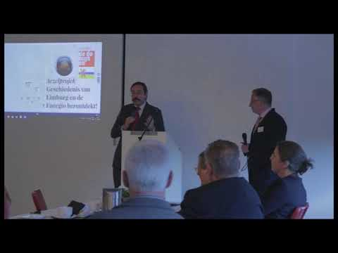 Maasketen Jan van Eyck 50-jarig jubileum - deel 1