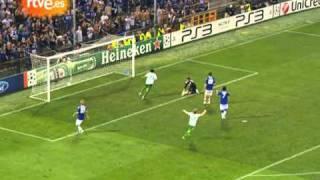 Sampdoria 3-2 Werder Bremen