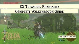 Breath of the Wild   Ex Treasure: Phantasma [DLC] Side Mission