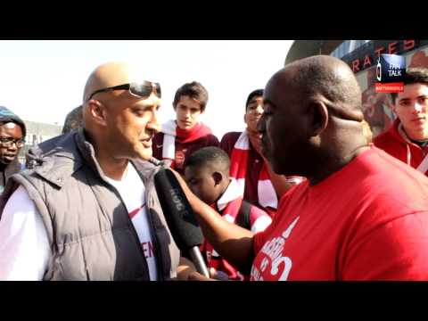 Arsenal 1 WBA 0 - I Wanted the Premier League Not The FA Cup [Poom Poom]