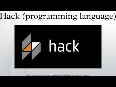 Hack (programming language)