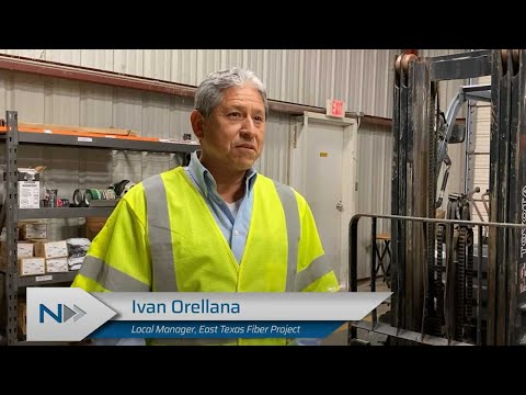 Fiber Project to Benefit Rural Communities in Eastern Texas | National OnDemand