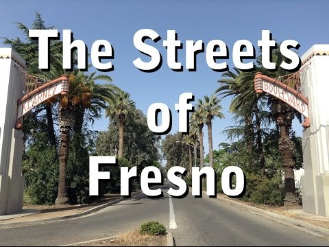 Streets of Fresno: The Past & The Present